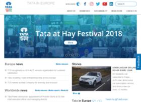 europe.tata.com