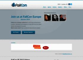 europe.thefailcon.com