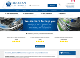 european-electronics.ca
