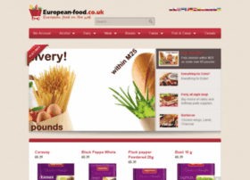 european-food.co.uk