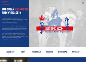 european-kyokushin.org