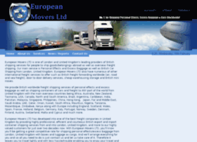 european-movers.co.uk