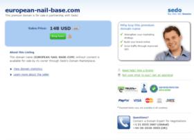 european-nail-base.com