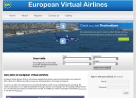 european.virtualairlines.eu