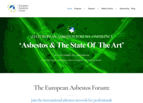 europeanasbestosforum.org