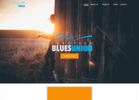 europeanbluesunion.com
