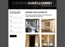 europeancloset.com