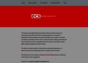 europeancopyrightsociety.org