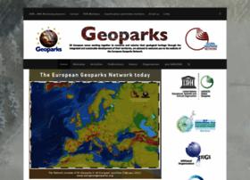 europeangeoparks.org