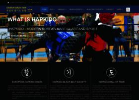 europeanhapkido.com