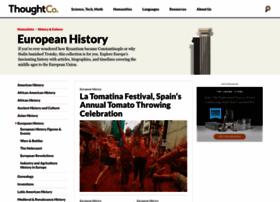 europeanhistory.about.com