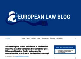 europeanlawblog.eu