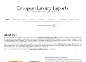 europeanluxuryimports.com