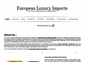 europeanluxuryimports.com