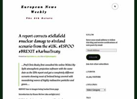 europeannewsweekly.wordpress.com