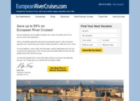 europeanrivercruises.com