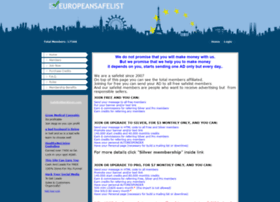europeansafelist.com