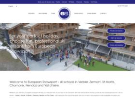 europeansnowsport.com