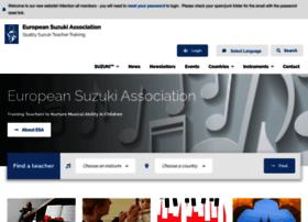 europeansuzuki.org
