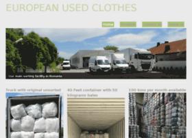europeanusedclothes.com
