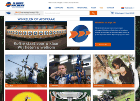 europearchery.com