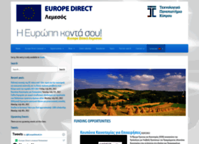 europedirect.cut.ac.cy