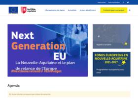 europeenlimousin.fr