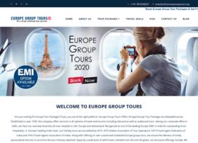 europegrouptours.org