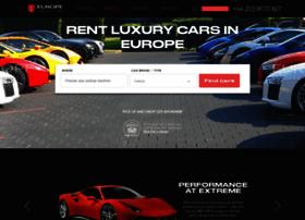 europeluxurycarhire.com