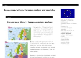 europemaps.info
