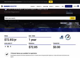 europeregistry.fi