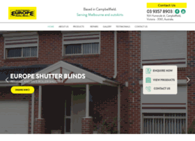 europeshutterblinds.com.au