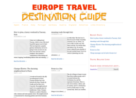 europetraveldestinationguide.com