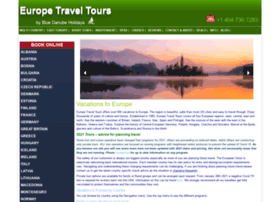 europetraveltours.net