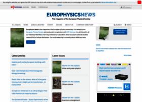 europhysicsnews.com