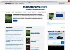 europhysicsnews.org