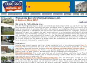 europropaintingcompanyinc.webplus.net