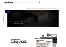 eurosierras.com