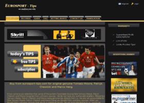 eurosport-tips.com