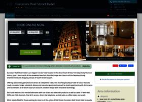 Eurostars-wall-street.hotel-rv.com