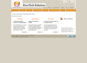 eurotecksolutions.com