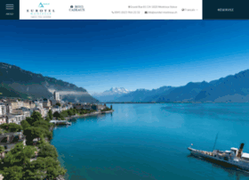 eurotel-montreux.ch