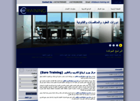 eurotraining.co