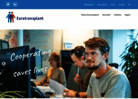 eurotransplant.org