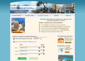 eurovacations.com