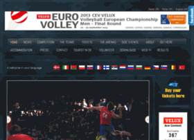 eurovolley2013.dk