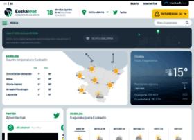 euskalmet.euskadi.net