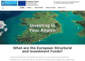 eustructuralfunds.gov.ie