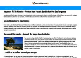 evaco-holiday-resorts.fr