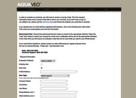 evaluate.aquaveo.com